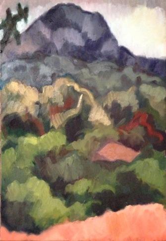 Tholonet (Sainte Victoire mountain)