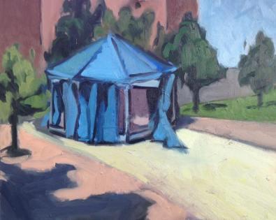 The Merry-go-round in Vitry/Seine